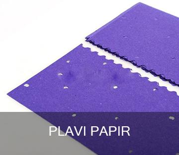 plavi-papir